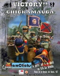 Victory at Chickamauga